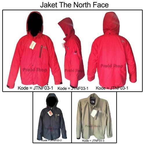 harga Jaket The North Face Tokopedia.com