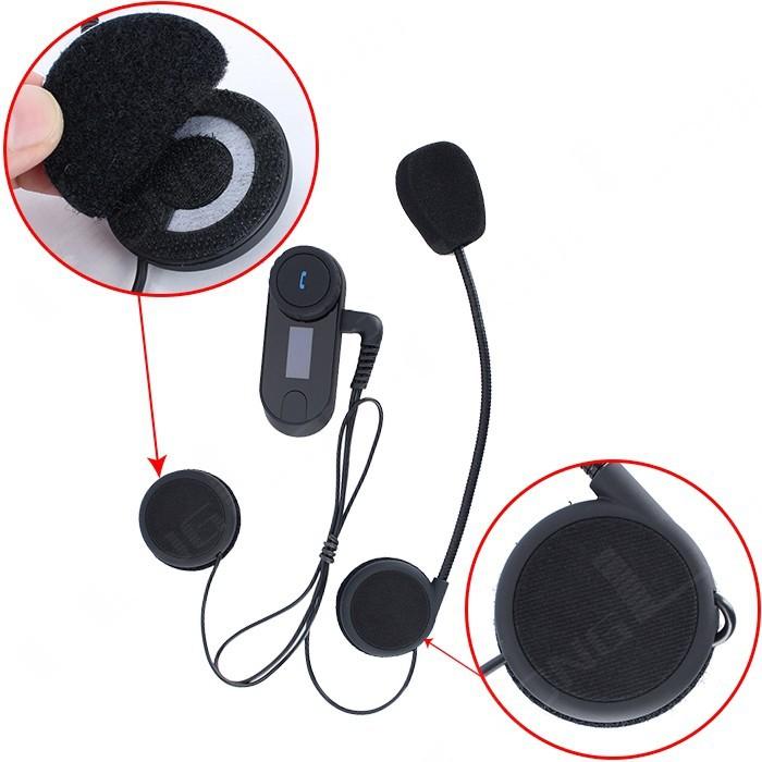 jual bluetooth interphone headset helm helem motor 800. Black Bedroom Furniture Sets. Home Design Ideas