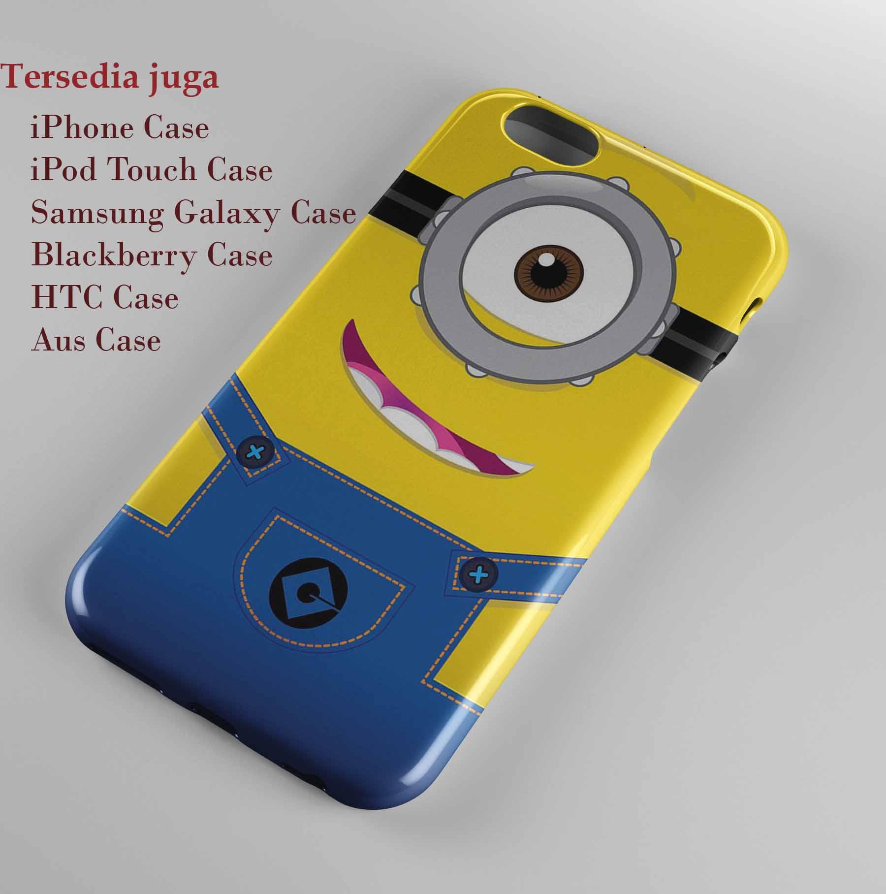 Jual Iphone 5 Minion Wallpaperhard Caseiphone Case Semua Hp