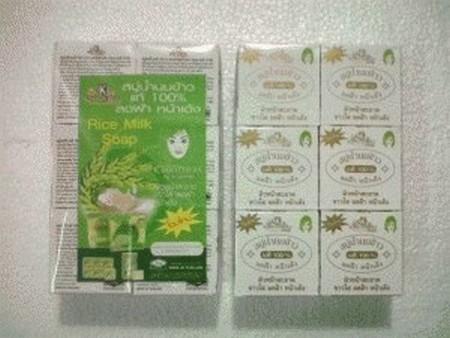 JUAL sabun beras new packing thailand