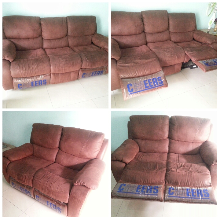 Jual Sofa Reclining Second