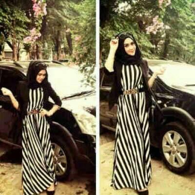 set hijab salur