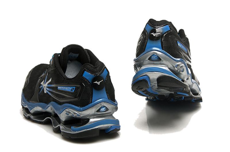 Jual Sepatu Running Volly MIZUNO WAVE PROPHECY 2 Black