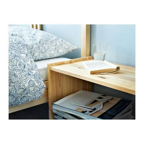 Jual Ikea Rast Meja Samping Tempat Tidur Meja Kecil Kayu