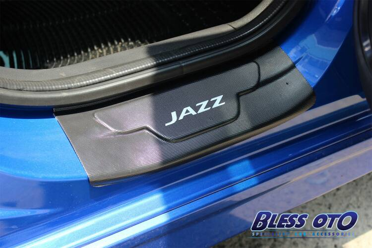sillplate samping plastik all new jazz