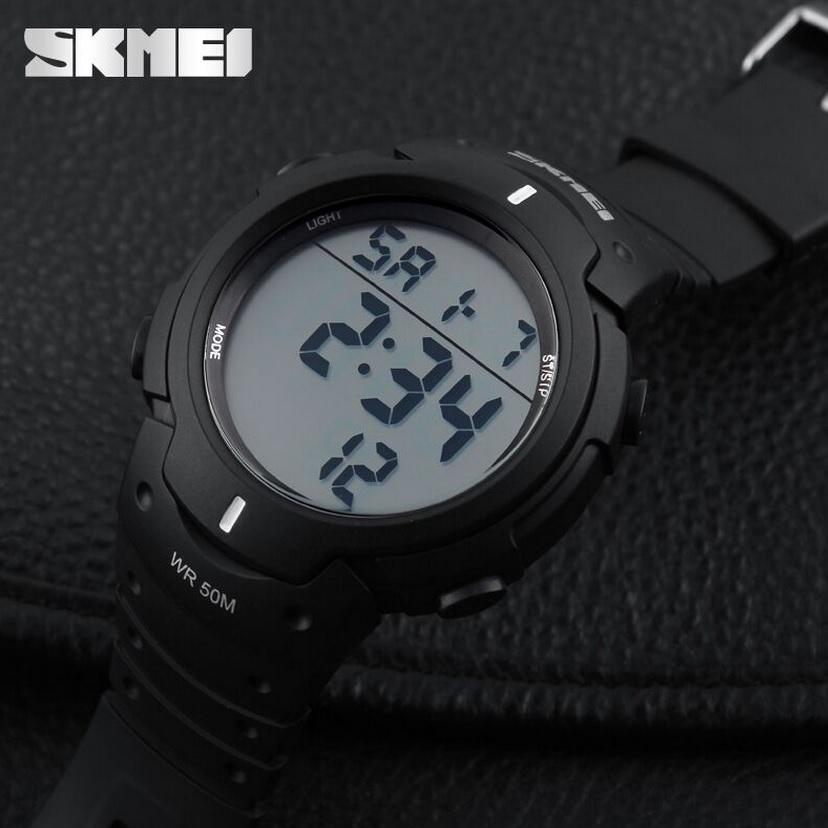 Jam SKMEI Pioneer Sport Watch Water Resistant 50m - DG1068