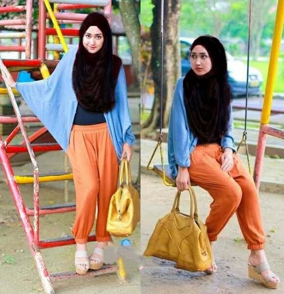 Lesyha Hijab Set