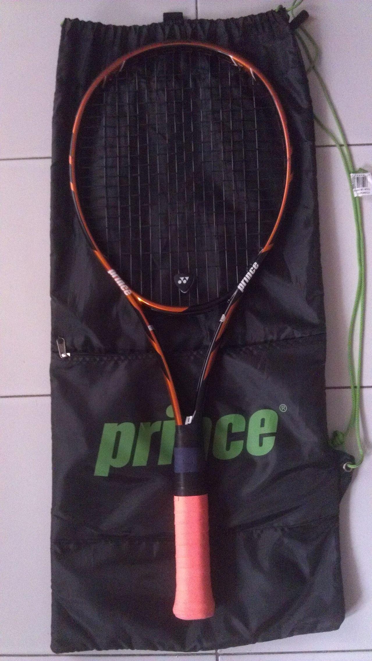 Raket Tennis Tenis Prince Tour 100 (16x18) David Ferrer Second Mint