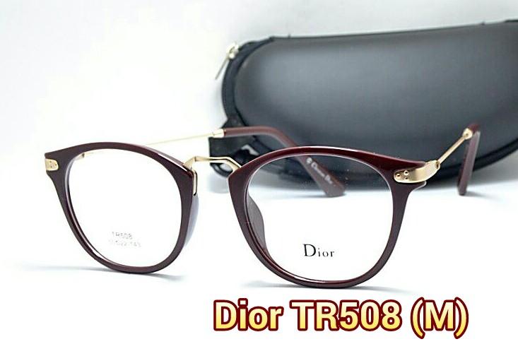 Jual frame kacamata   Dior TR508   baca minus   pria wanita - Jumz ... 36c03781c0