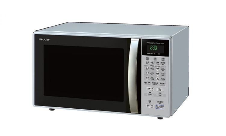 MICROWAVE SHARP R-898M (S) (FREE ONGKIR)