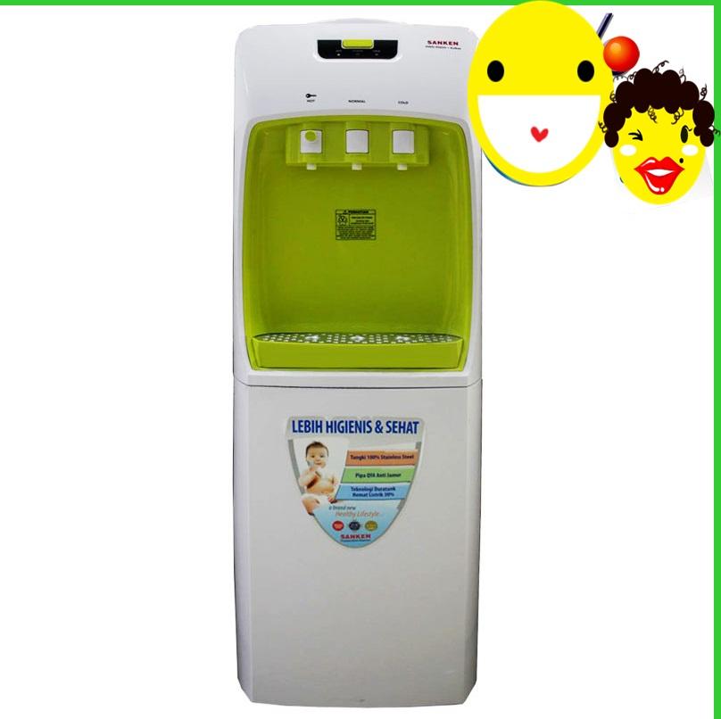 harga Sanken Dispenser Compressor Kulkas  HWD956SH CDM Tokopedia.com