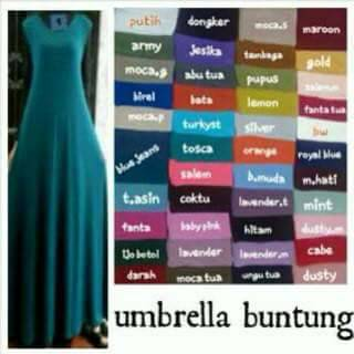 umbrella jersy