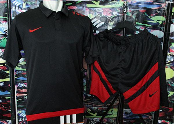 harga Kaos Kerah Polo Setelan Nike T90 Hitam Grosir & Ecer Baju Olahraga Tokopedia.com