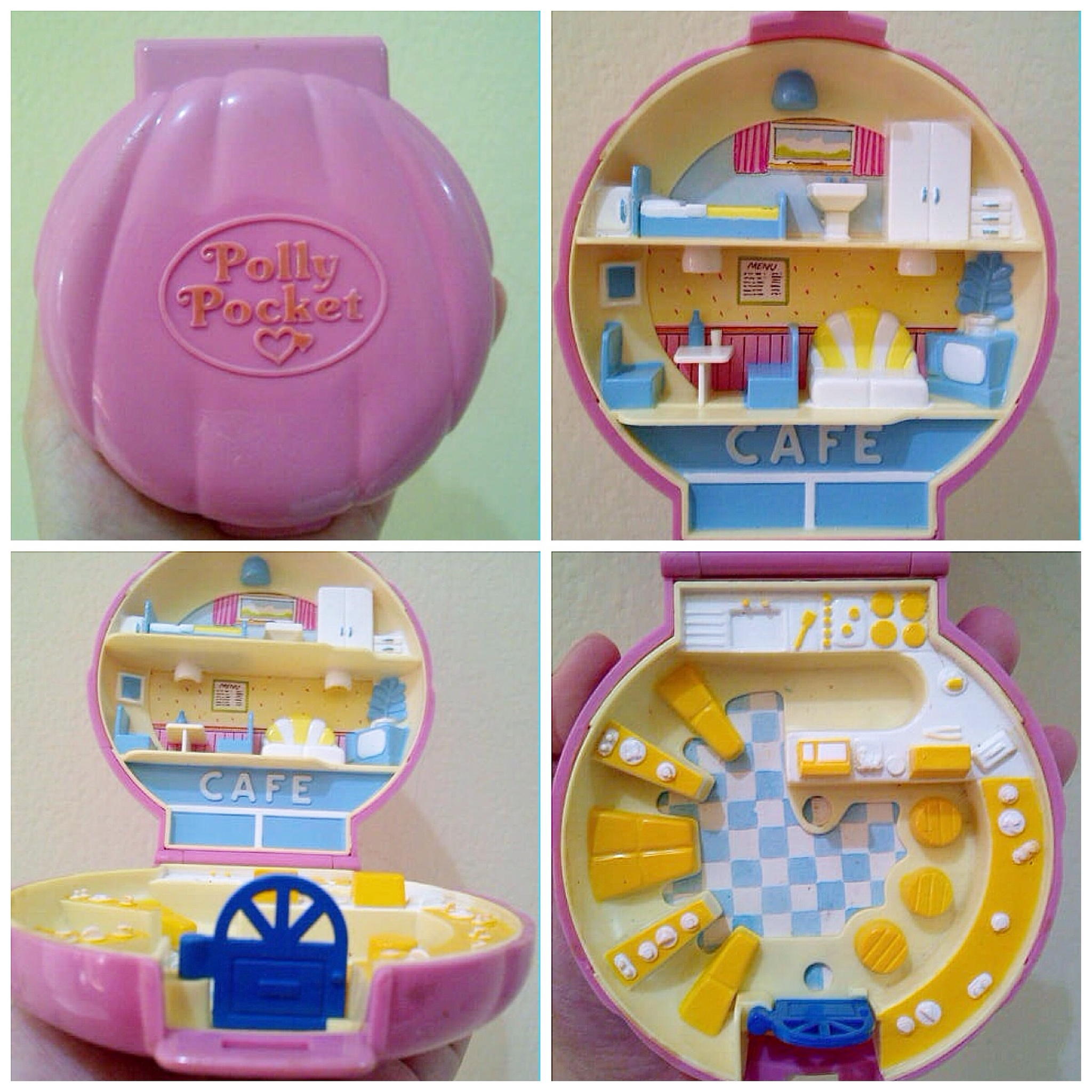 harga Polly pocket cafe 1989 Tokopedia.com