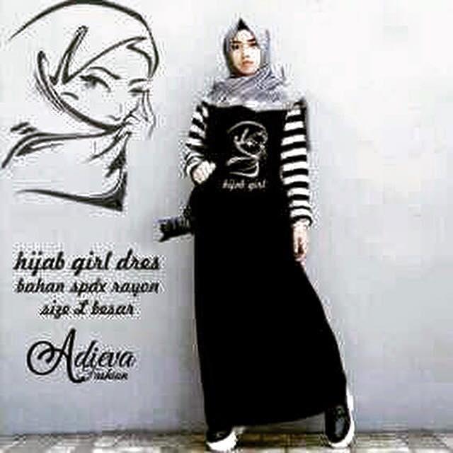 Hijab girl dres