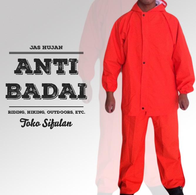 Jas Hujan Ponco Raincoat Jaket Jacket Motor Outdoor murah grosir rompi