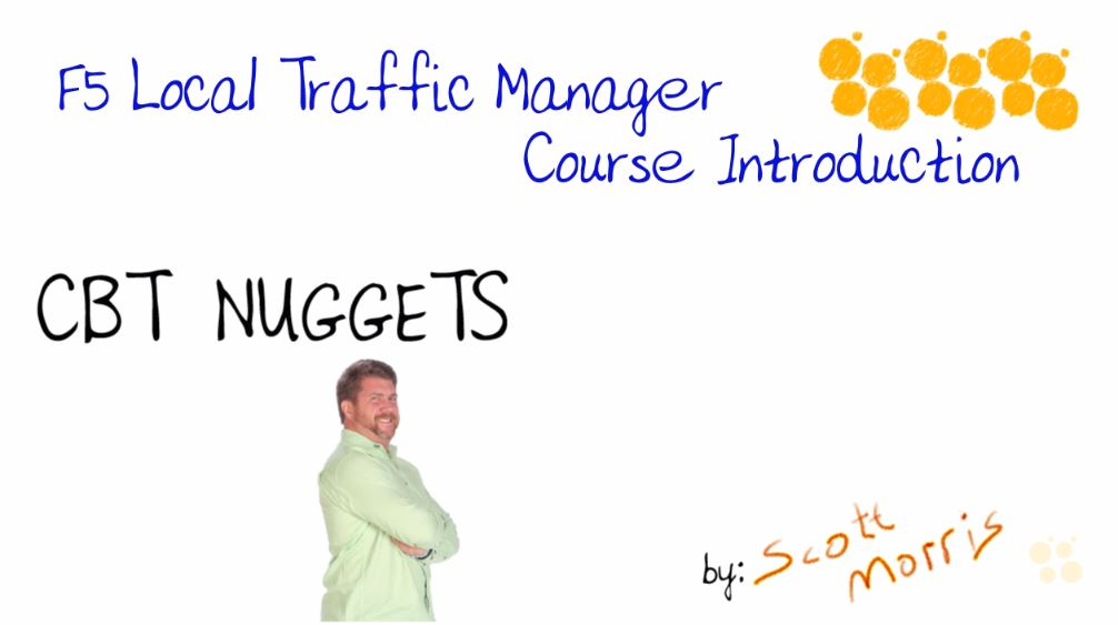 Downloads - Téléchargements: CBT Nuggets F5 BIG-IP Local Traffic Manager