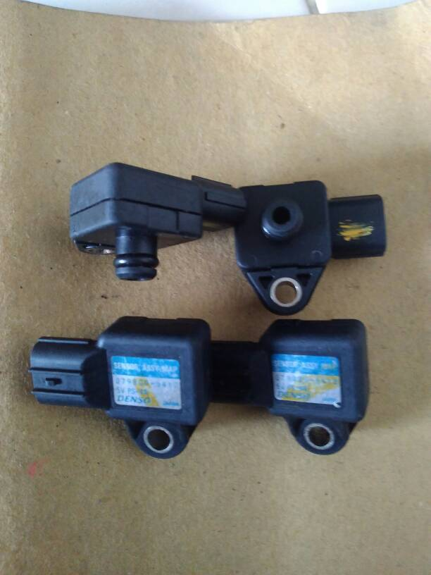 map sensor honda jazz