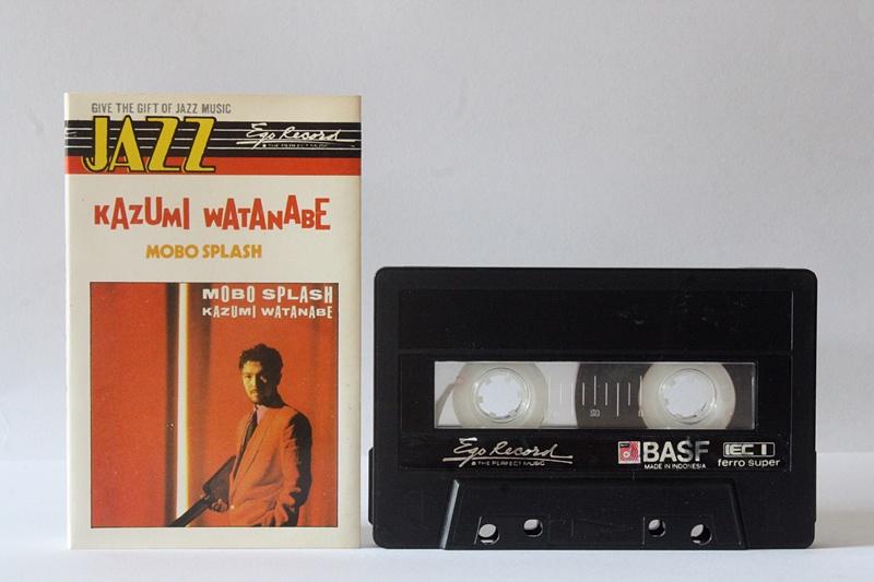 harga kaset kazumi watanabe : mobo splash Tokopedia.com