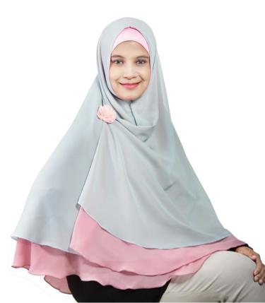 Hanaroo Hijab, Jilbab Ceruti, Jilbab Syar'i, Syari Hijab