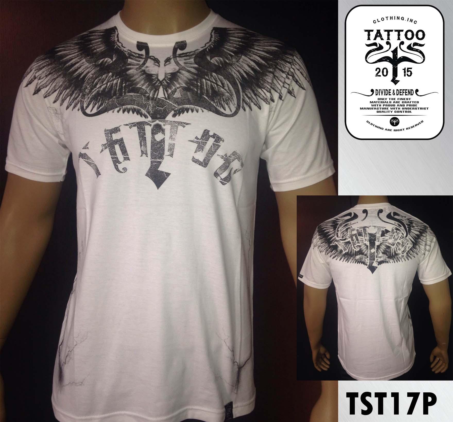 Kaos Distro Tatto Original Wonebi Berkualitas Harga Murah