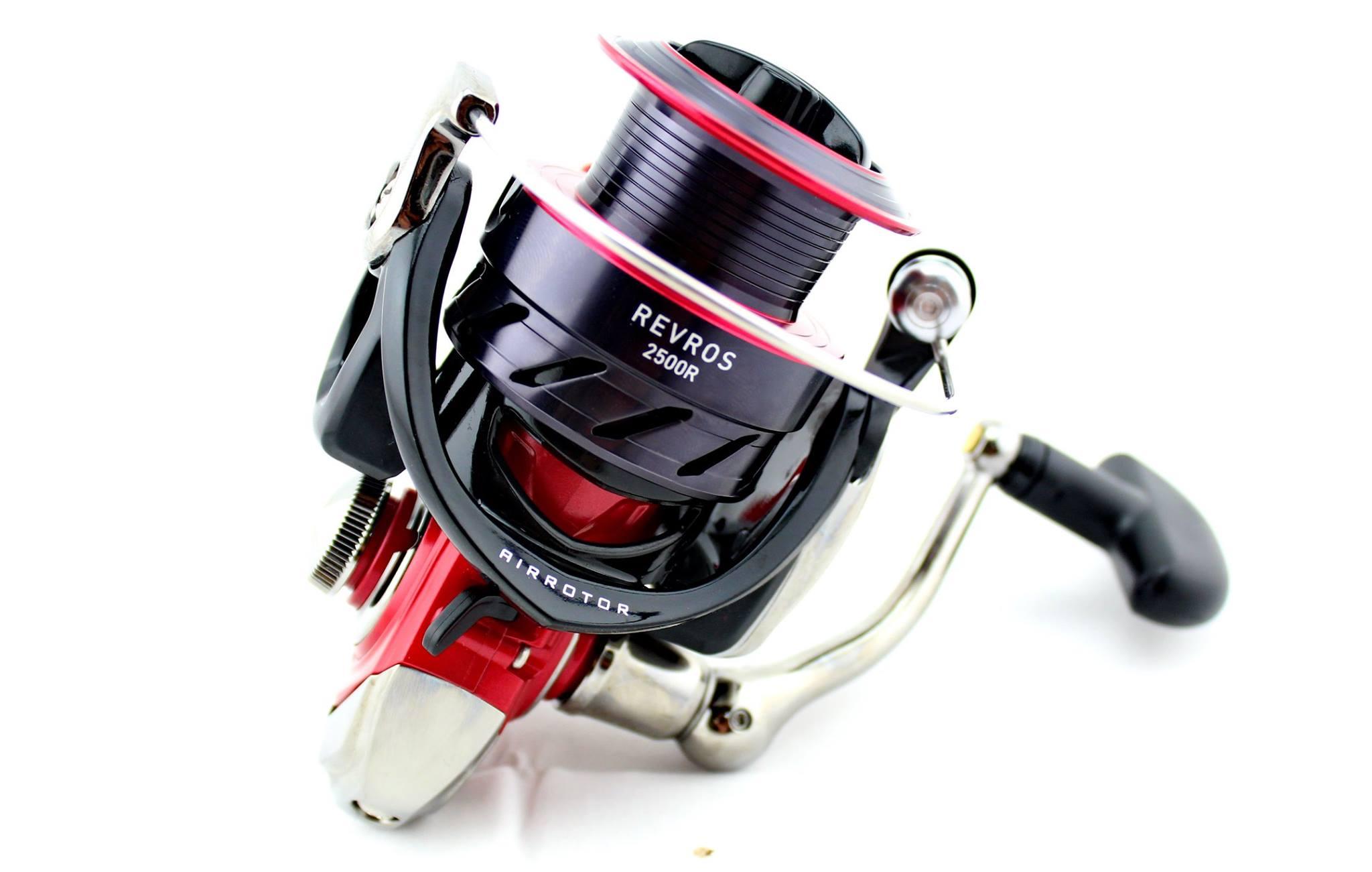 Jual Daiwa REVROS 3000R Spinning Reels - ver 2015