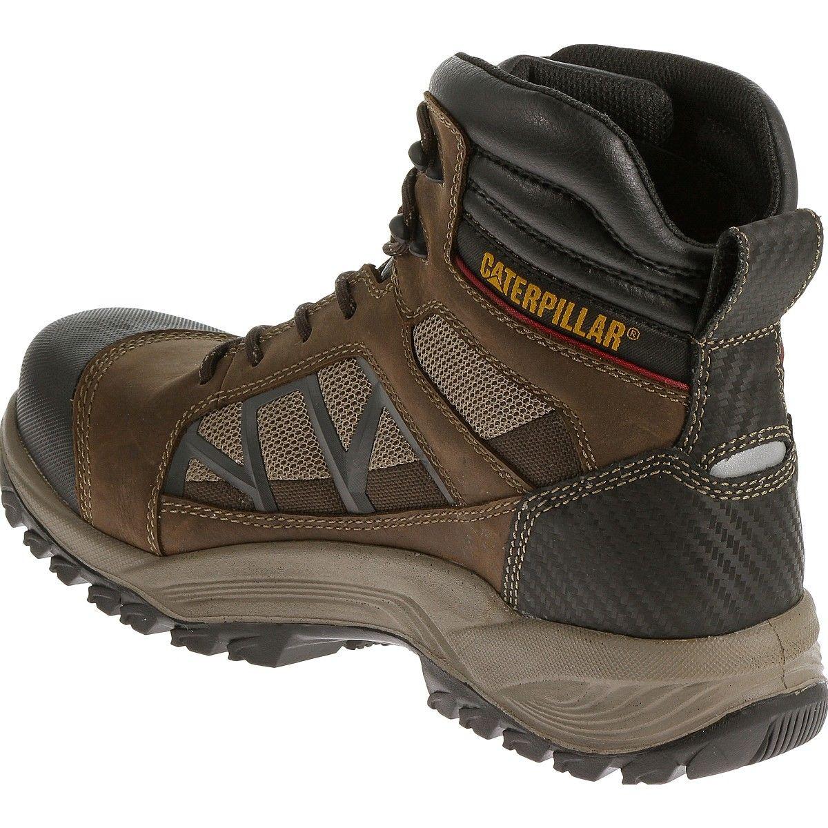 Jual Sepatu Safety Caterpillar Compressor CT WP Clay