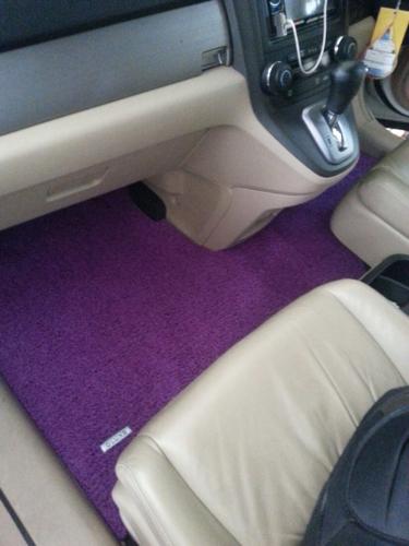 Karpet Mobil Comfort Deluxe Full bagasi Hrv,Crv,Jazz,Yaris