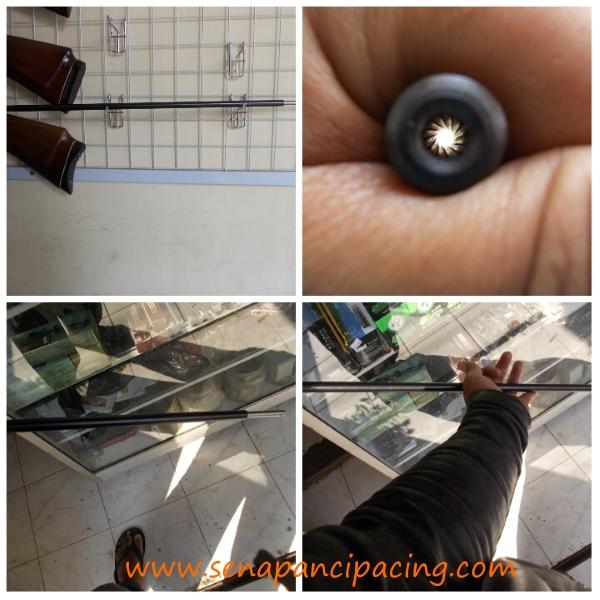 """harga Laras """" Baja'' Laras Senapan Angin Cal 4.5 mm 65 cm Alur 12 Tokopedia.com"""