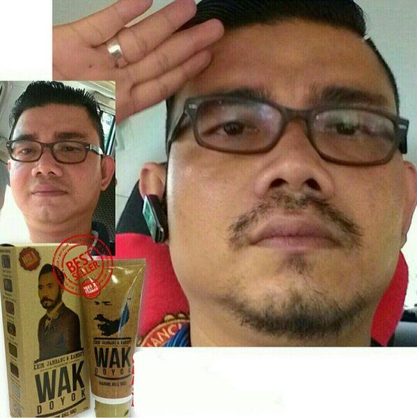... Jambang Kumis Source · Wak Doyok Cream Penumbuh Jenggotbrewokbulu Coklat Price List Update Source Harga Wak Doyok