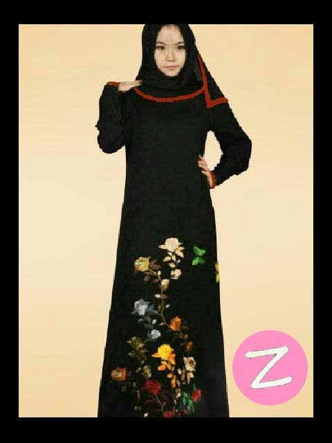 long dress big size hijab