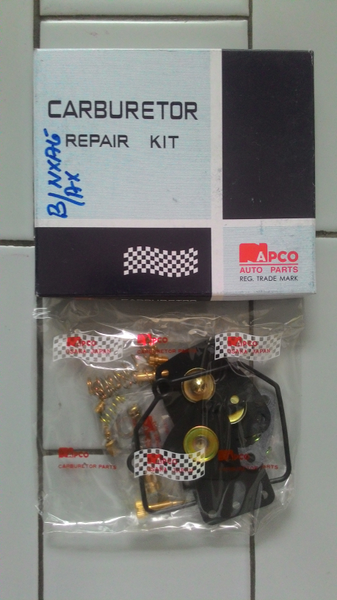 Repair Kit Carburetor Suzuki Carry 1.0 (ST100/T5)