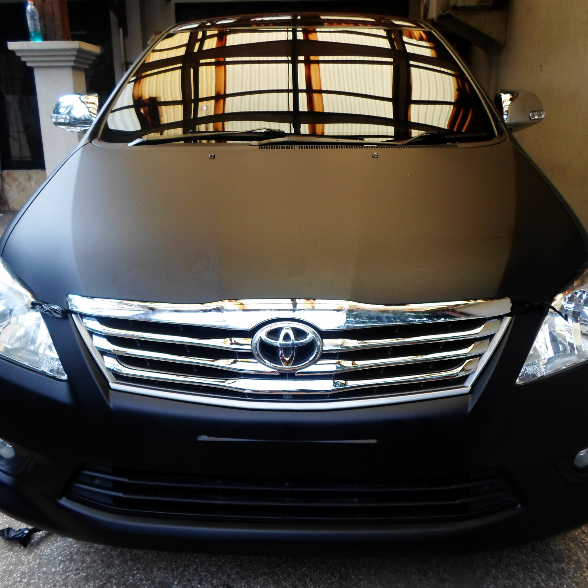 Jual Wrapping sticker full body | stiker variasi mobil ...