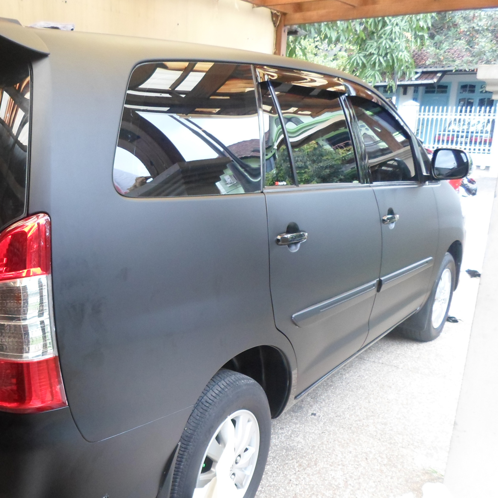 Cutting Stiker Mobil Full Body Carbon Kevlar