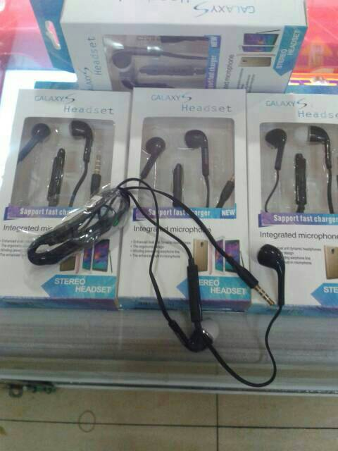 harga headset samsung galaxy S Tokopedia.com