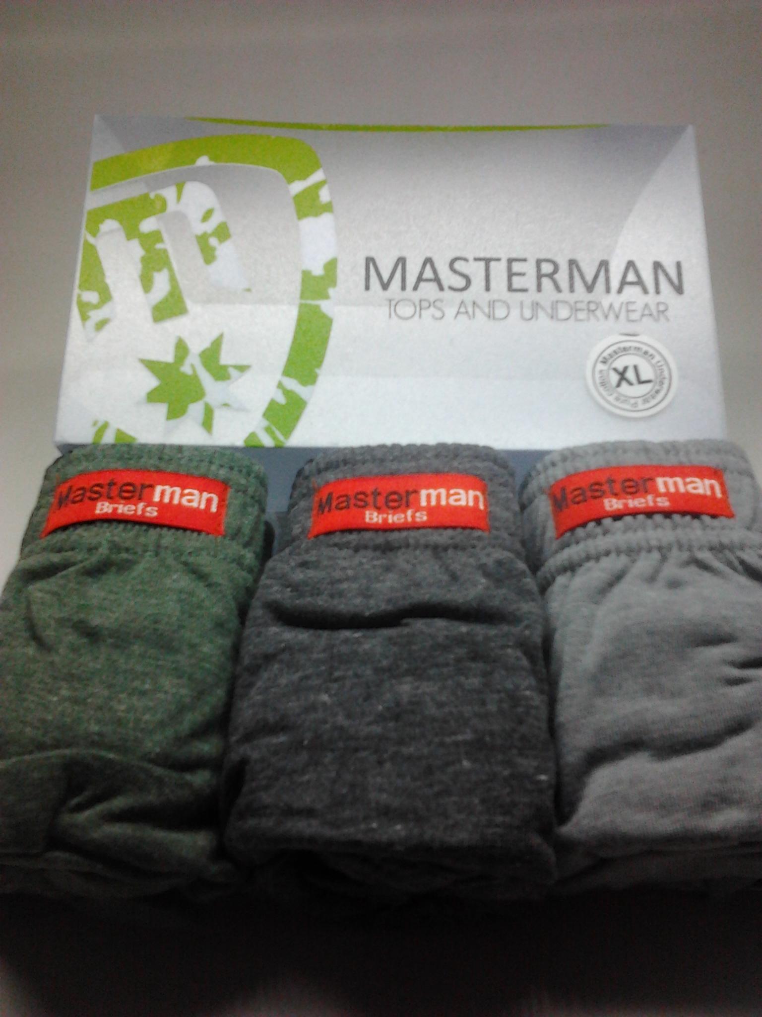 Jual Celana Dalam Pria Masterman Underware Pakaian Cd Pasar Bandung Online Tokopedia