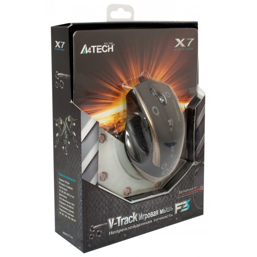 Jual A4Tech Gaming Mouse F3