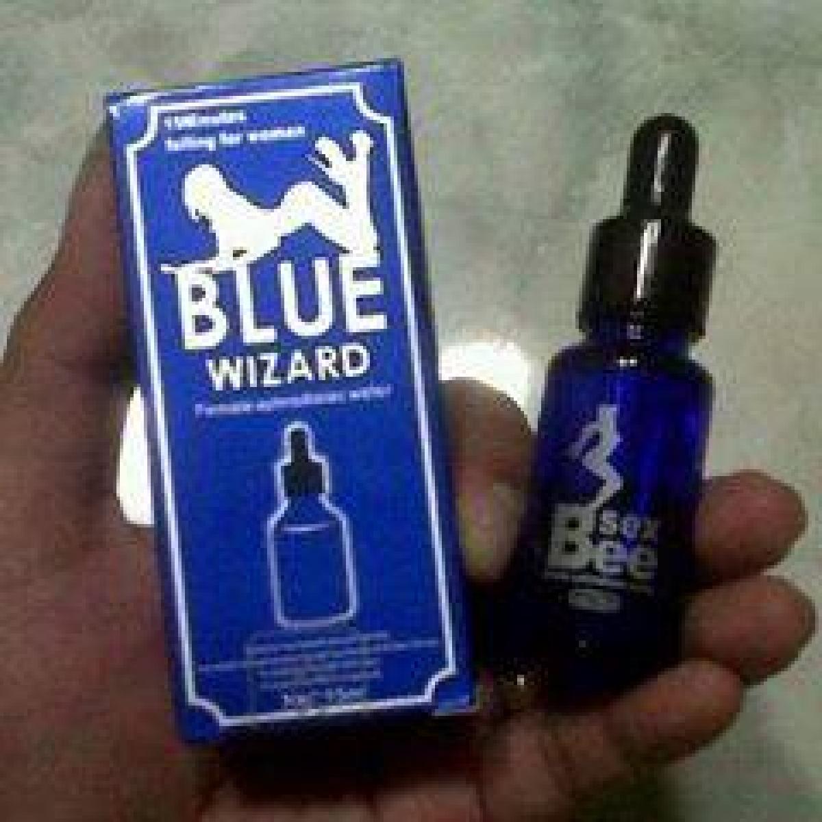 jual obat perangsang wanita top blue wizard dh2o seng tokopedia