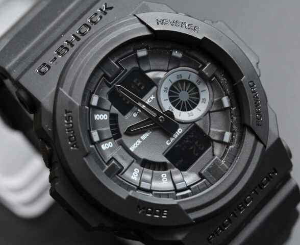 Jam Tangan Casio G-Shock GA 150 (Full Black)