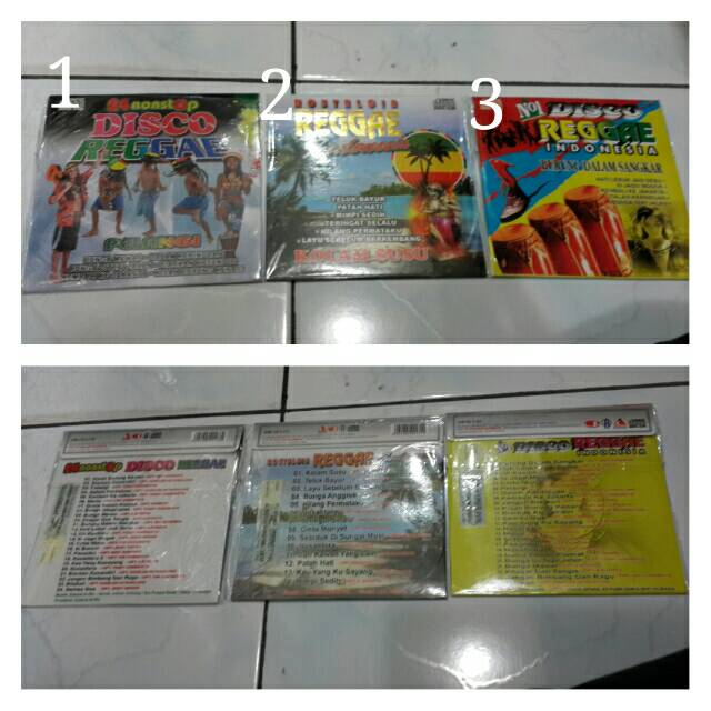 harga Cd original ekonomis Reggae indonesia Tokopedia.com