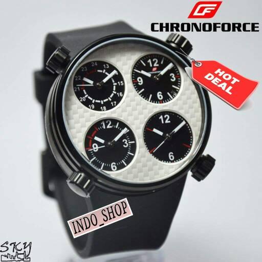 harga ORIGINAL CHRONOFORCE 5216 JAM TANGAN PRIA KEREN Tokopedia.com