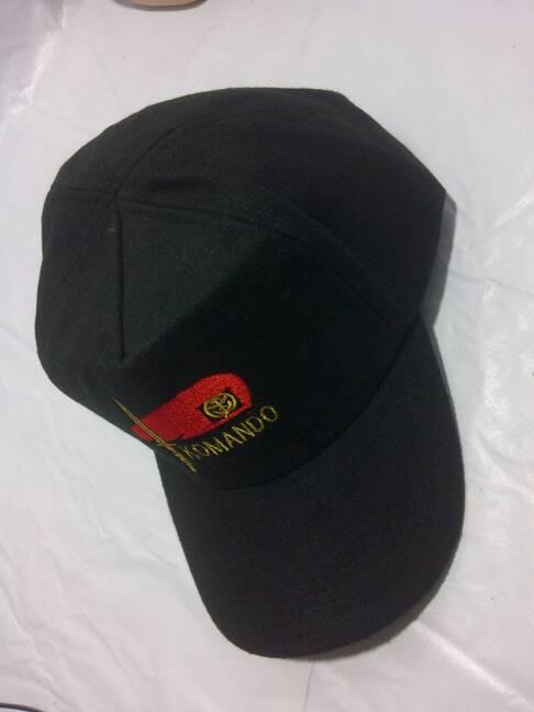 harga topi logo baret merah Tokopedia.com