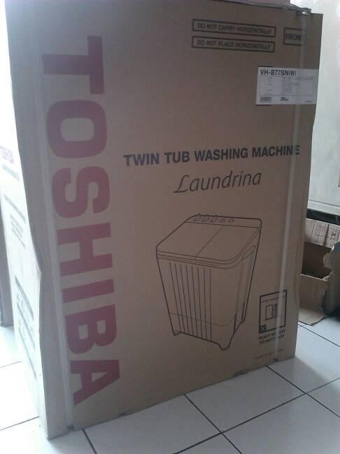 harga Mesin cuci Toshiba laundryna Tokopedia.com