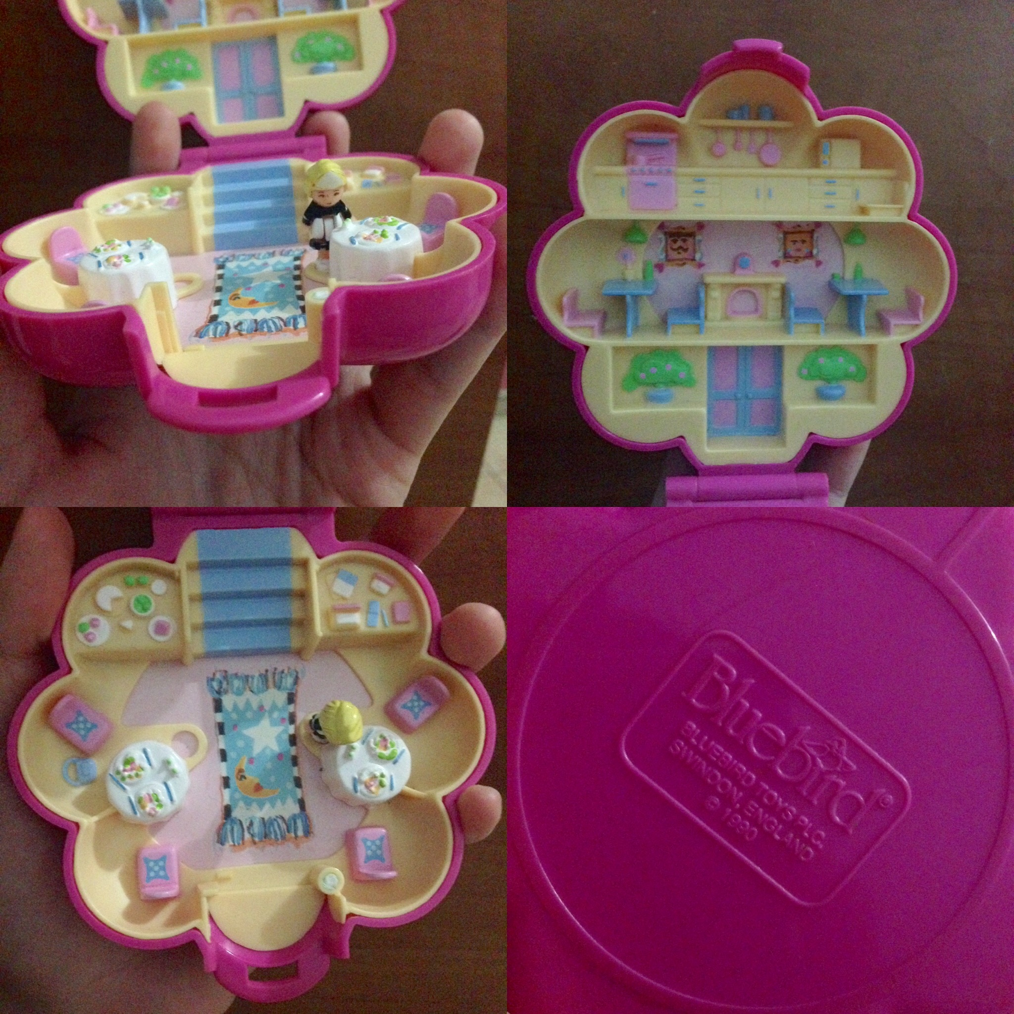 harga JUAL POLLY POCKET 1990 - Mr Fry's Tokopedia.com