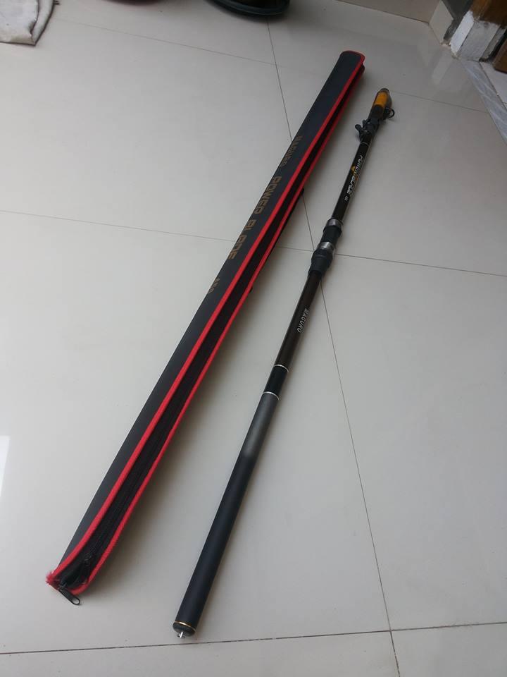 Jual Joran Laut Maguro Power Blade 4,5 meter - Jogja ...