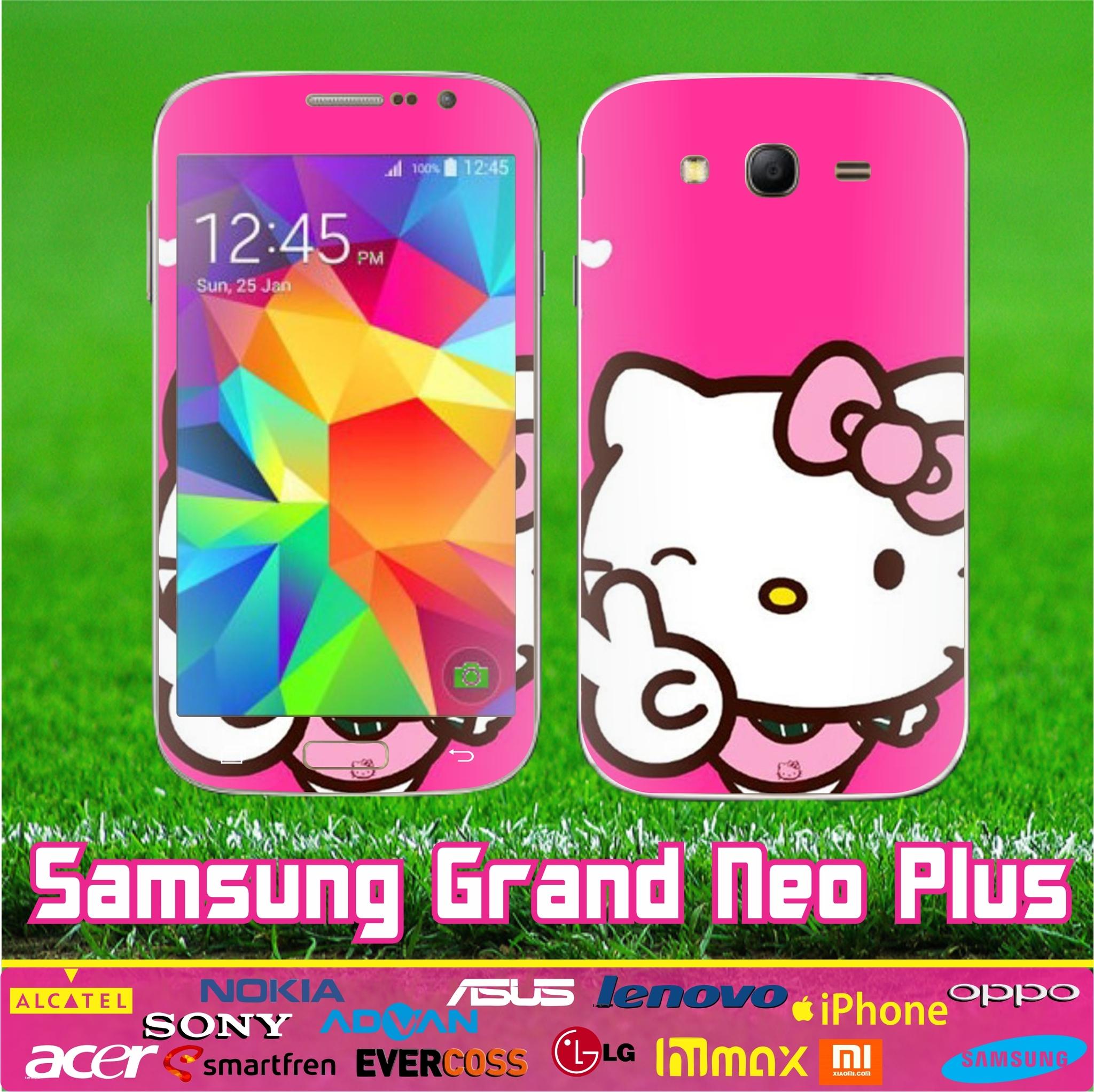 Jual Garskin Samsung Galaxy Grand Neo Plus Adelle