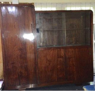 harga lemari jati antik Tokopedia.com