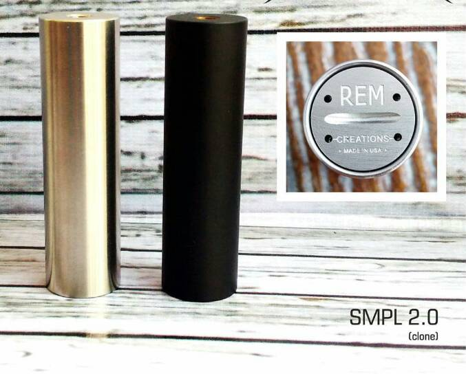 harga SMPL V2 MOD (Hybrid Mod) Like Authentic 1:1 By R.E.M Tokopedia.com