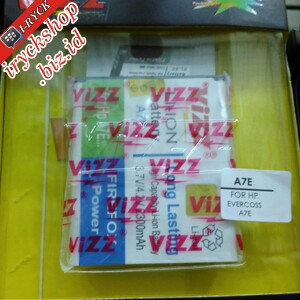 baterai battery batre Hp evercoss cross a7e dobel power vizz 2300 mAh