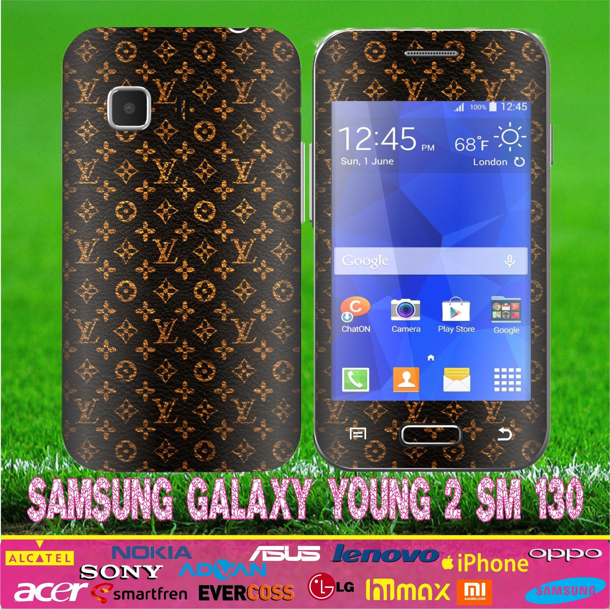 Jual Garskin Samsung Galaxy Young 2 Sm 130 Adelle